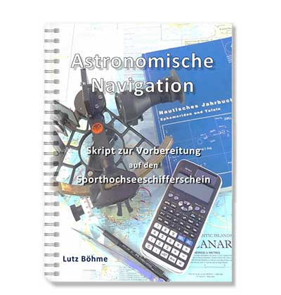 Astro Navigation Ausbildung