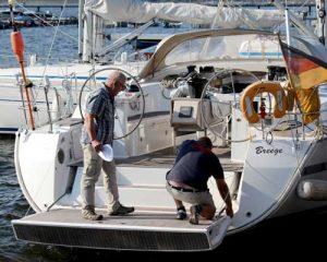 Skippertraining | Schiffsführung | technische Schulung an Bord | Sportbootführerscehin | Segelausbildung