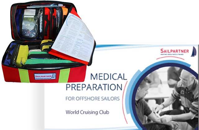 Medizin Auf See, World Crusing Club, Notfall-Set TransOcean