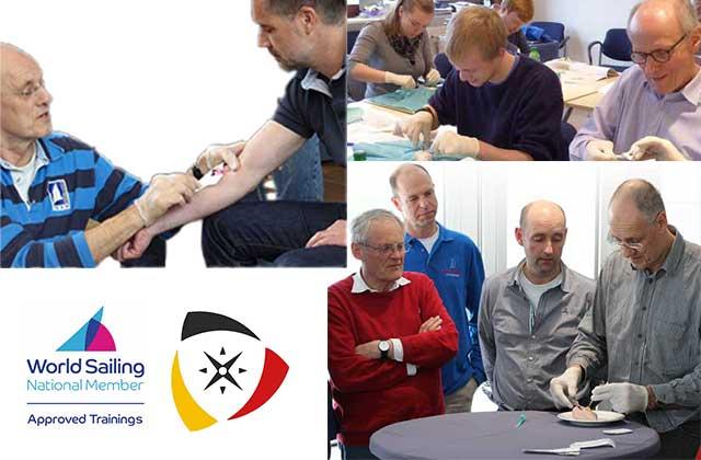Medizin auf See, World Sailing, Medizin an Bord, Deutscher Segler Verband, Dr. Jens Kohfahl