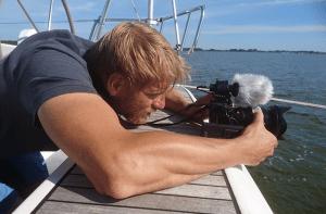 Ruderbruch, Yacht, Fotograf Jozef KubicaKu