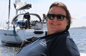 Ruderbruch, Seemannschaft, Yacht