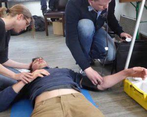 Notfallmedizin auf See - Systematisches Unfallmanagemen