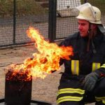 ISAF Sicherheitstraining | ISAF Training | Überlebenstraining | Offshore Sea Survival Refresher | Brandbekämpfung