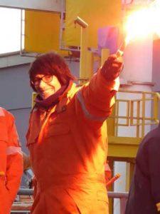 ISAF Sicherheitstraining | ISAF Training | Überlebenstraining | Offshore Sea Survival Refresher | Pyrotechnik