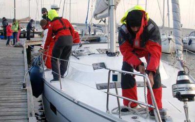 Skippertraining   Segelausbildung   Sportbootführerschein   Sportbootführerschein See   Yachtführung